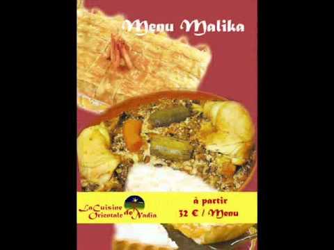 Cuisine orientale de nadia youtube for Cuisine orientale