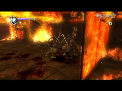 Ninja Gaiden Sigma Walkthrough - Chapter 2: The Hayabusa Ninja Village Part 2