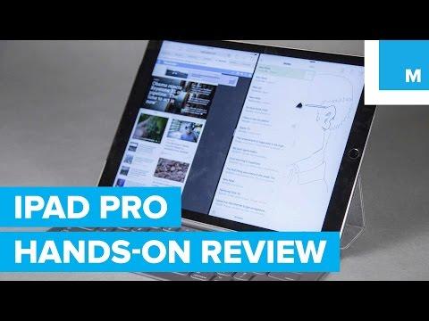 Review: Apple iPad Pro, Apple Pencil & Smart Keyboard | Mashable