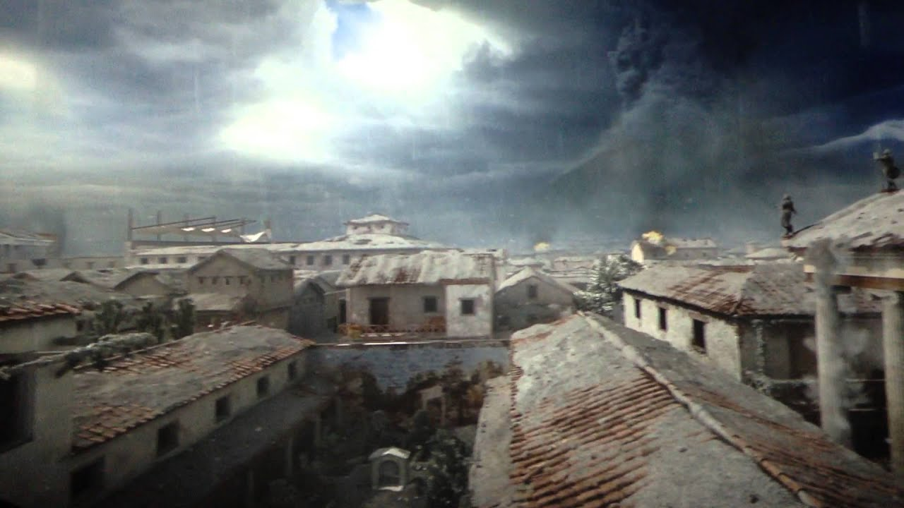 A Day In Pompeii Full Movie