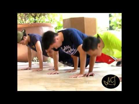 Latihan Fisik New Super 7