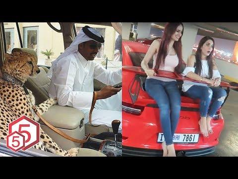 5 HAL GILA DAN UNIK YG CUMA ADA DI DUBAI !