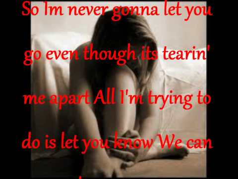 Never gonna let you go - Tamia