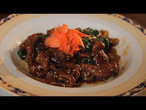 Рецепты говядина по китайски