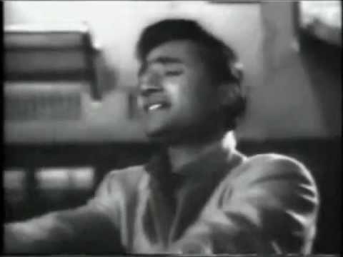 Hai apna dil to aawara-Solvan saal-Hemant Kumar-Me on Karaoke...