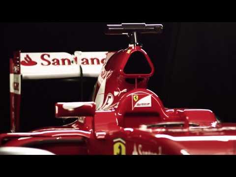 Ferrari unveils 2015 car, the SF15-T