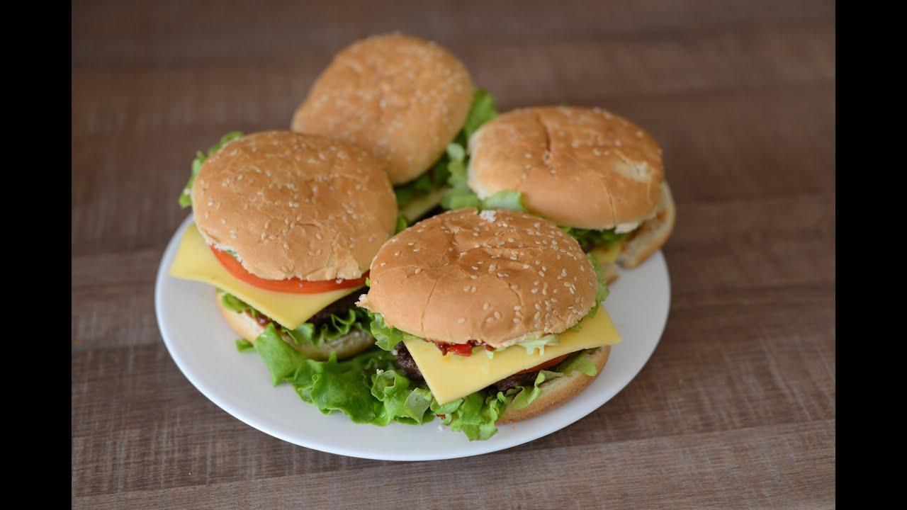 Чизбургер своими руками