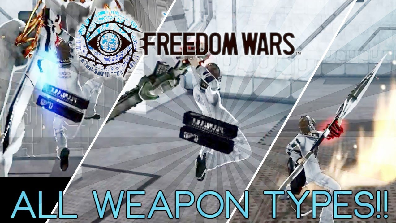 Freedom Wars ps Vita ps Vita Freedom Wars All 6