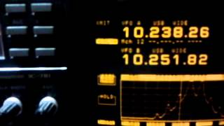 Two tone test inrad on icom 781.mp4