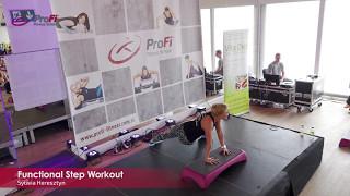 ProFi Functional Step Workout