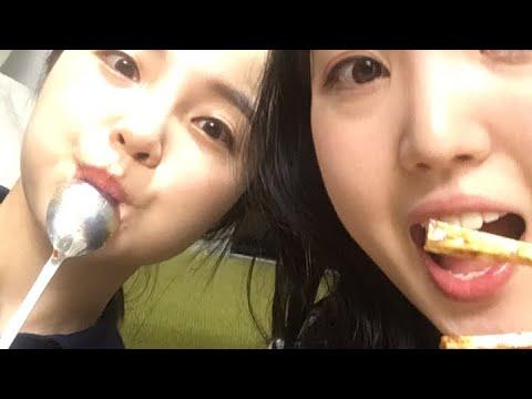[라이브]자장면 먹방 + 구독자 커플 성사♥
