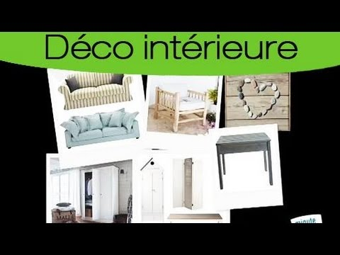 comment d corer sa maison dans un style bord de mer youtube. Black Bedroom Furniture Sets. Home Design Ideas