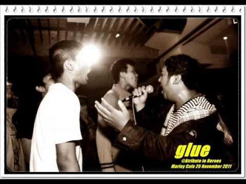 glue - lupakan sejenak dunia
