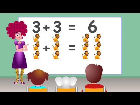 Counting Songs - Learning Addition