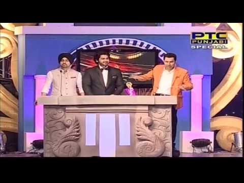 Best Performance In Comic Role & Negative Role | Ptc Punjabi Film Awards 2014 video