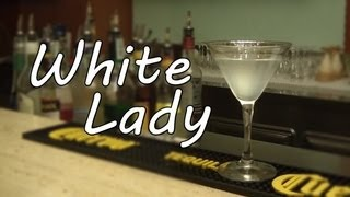 Ricetta Cocktail - White Lady