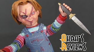 Neca Chucky Ultimate Action Figure Review Recensione