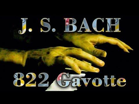 Бах Иоганн Себастьян - Gavotte in A minor
