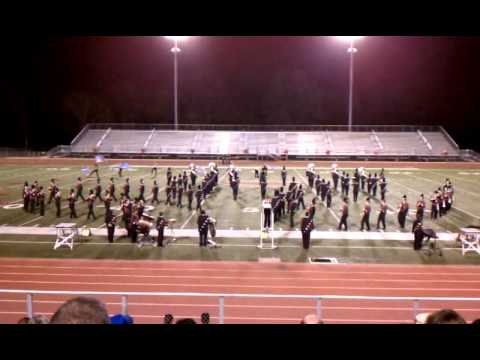 Arp High School Band Area 2011 Ballad