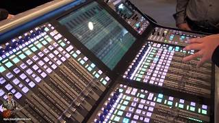 Current studio recording desk technology from the Musikmesse April 2013 from tonymckenzie.com