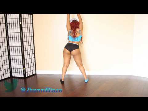 How To Twerk | Popular Moves By jhonniblaze video