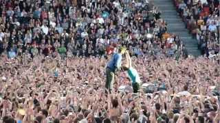 Coldplay live in Zürich May 26 2012 - In My Place HD