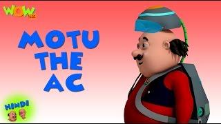 Download Motu The AC - Motu Patlu in Hindi - 3D Animation Cartoon for Kids - As seen on Nickelodeon 3Gp Mp4