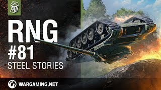The RNG Show Ep #81 - Steel Stories