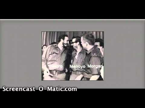 William Alexander Morgan USA Citizen Cuba Revolutionary