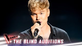 The Blind Auditions: Jack Vidgen sings 'Hello' | The Voice Australia 2019