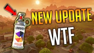 FORTNITE NEW GRENADE UPDATE!!! - Fortnite Battle Royale Funny & WTF Moments Episode. 45