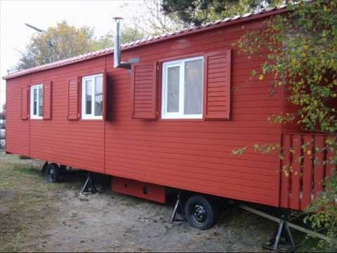 mobile haus, mobil house, mobile home - YouTube