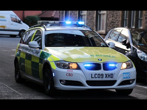 South Western Ambulance Service video Compilation