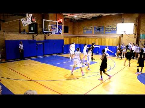2 | Girls | The Mary Louis Academy ( Queens ) Vs Nazareth Regional High School ( Brooklyn ) - 02/02/2012