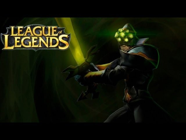 League of Legends (LoL) at IPL 2012 - Moscow 5 BenQ vs Curse