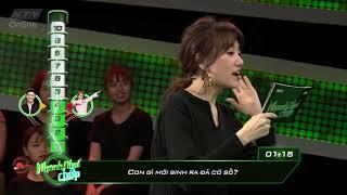 Trương Quốc Bảo rất tỉnh và đẹp trai chiến thắng Ngọc Thảo | HTV NHANH NHƯ CHỚP NNC | 16/6/2018