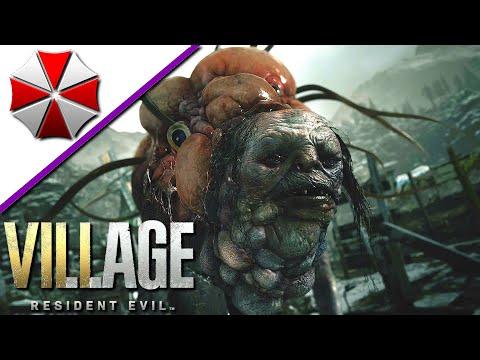 Resident Evil 8 Village 24 - Mächtiger Fisch - Let's Play Deutsch