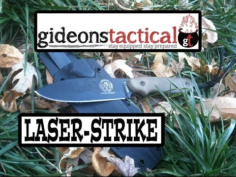 ESEE Laser Strike Knife Review: A Little Workhorse