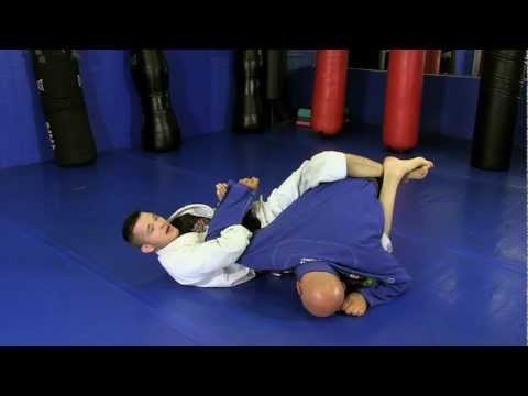 How to use the Kimura armlock to attack a very defensive opponent