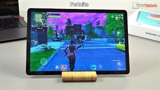 Galaxy Tab S5e Gaming Review - Can It Game Okay?
