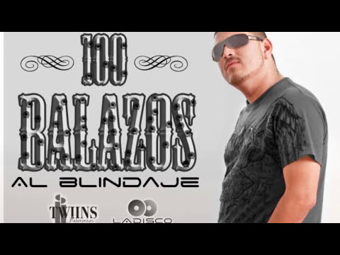 100 Balazos Al Blindaje El Komander(Estudio 2010).wmv