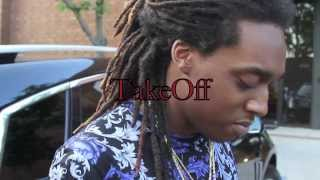 Migos - TakeOff - Interview - Talks Free Offset With Gutta Tv YRN