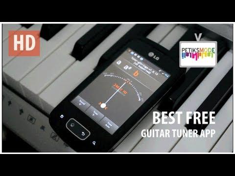 Best Free Guitar Tuner App