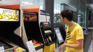 Tokyo Game Show -- Day 0: Namco Bandai Lobby Tour