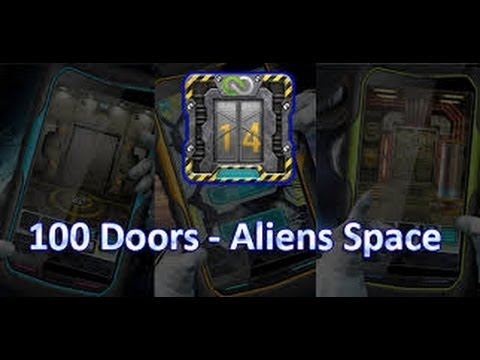 100 Doors: Aliens Space Gate 61 Level