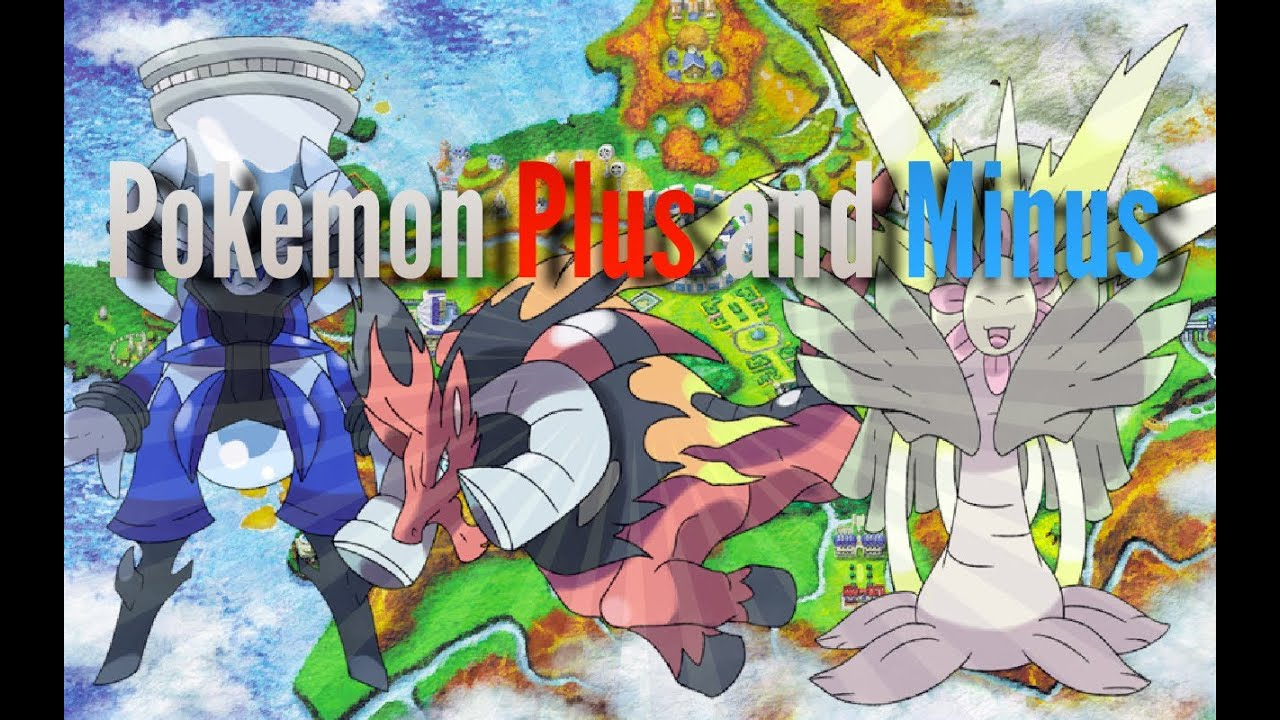 Pokemon plus and minus release date