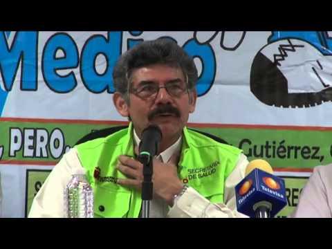 """Realizarán carrera en Tuxtla Gutiérrez para conmemorar """"Día del Médico"""""""