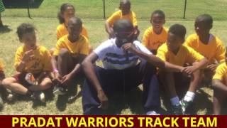 CITYWIDE YOUTH TRACK MEET...only on#ALGIERSTV