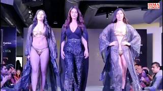 Vaani Kapoor STUNNING Ramp Walk At Amazon Fashion Dodo Moa Launch