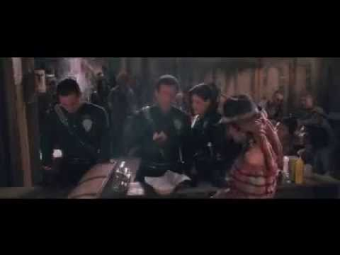 Demolition Man Burger Scene